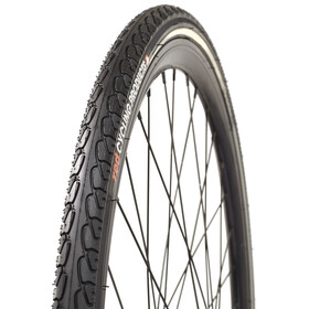 Red Cycling Products 700 x 35c / 37-622 Bike Tyre reflex puncture protection black